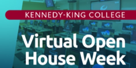 Kennedy-King College Spring Open House tickets