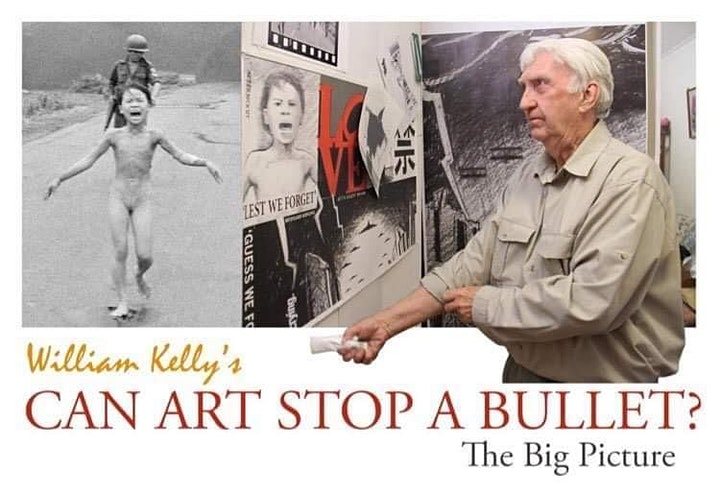 Can Art Stop a Bullet Documentary Brisbane image