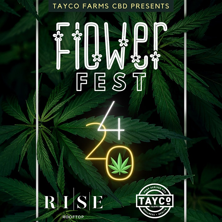 Flower Fest 420 :: Devin the Dude :: Sponsored by TayCo Farms image