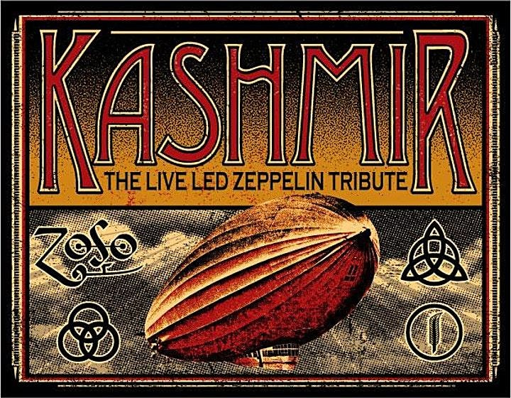 Kashmir  - The Live Led Zeppelin Show!- Matinee image