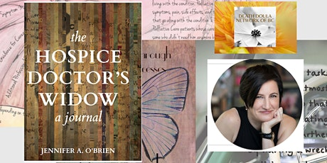 An Evening with the HOSPICE DOCTOR'S WIDOW, Jennifer A. O'Brien tickets