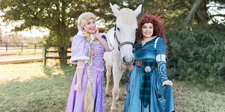 Royal Pony Playdate/Photo Session with Rapunzel & the Scottish Princess tickets