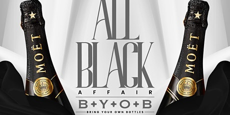 Talented's All Black Affair tickets