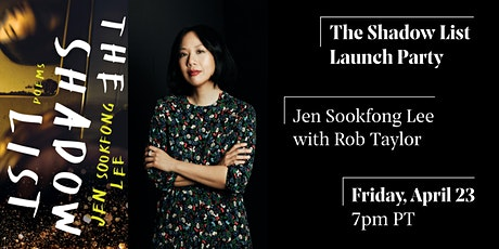The Shadow List Launch Party tickets
