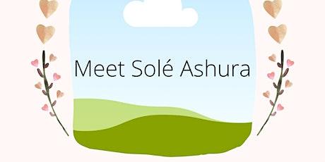Meet Solé Ashura tickets