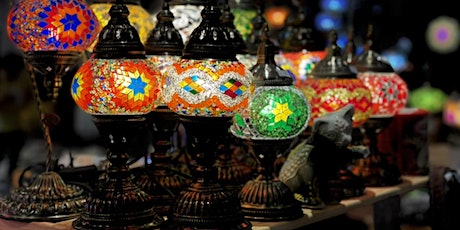 Turkish Mosaic Lamp Workshop Singleton Square tickets