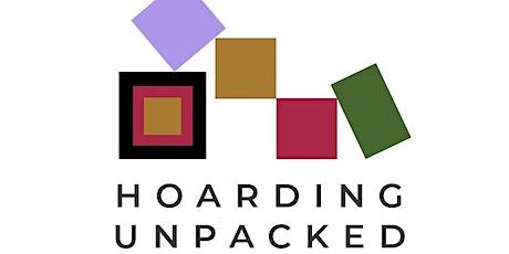 Hoarding Unpacked Armidale tickets