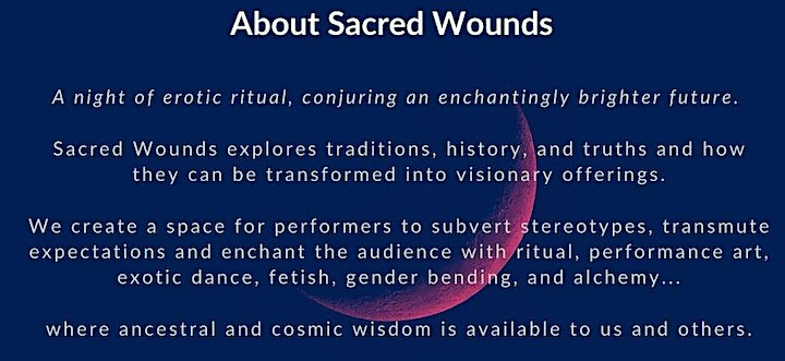 Sacred Wounds presents INITIATION image