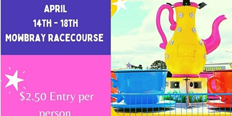 Launceston Family Funfair tickets