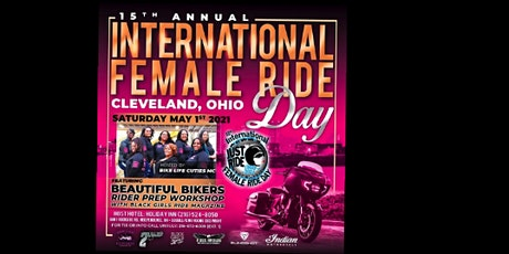International Female Ride Day tickets