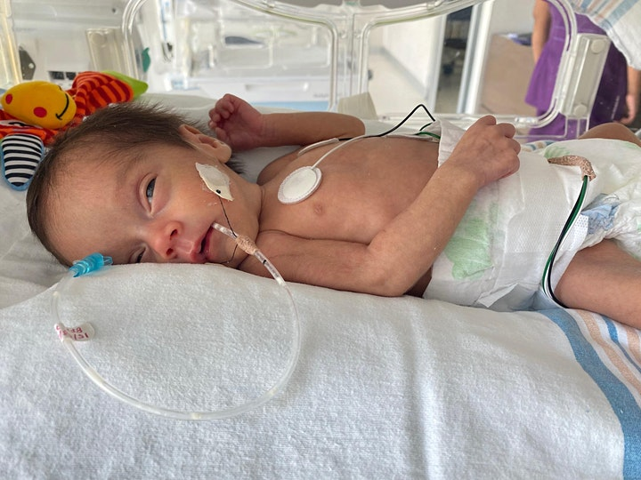 Mexpats Sunday Funday - Fundraiser to  cover  Sofia's NICU treatment image