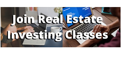 How to Join Real Estate Investing Classes biglietti