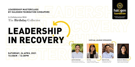 Leadership in Recovery tickets