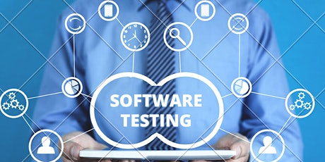 4 Weekends QA  Software Testing Training Course in Jersey City tickets