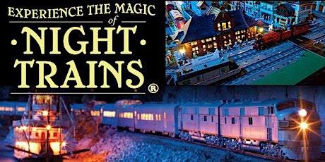 """Night Trains"" 2020-2021 Season tickets"