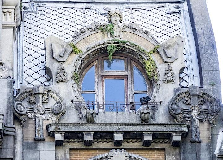 Imagen de Excursión AANBA tour Día del Art Nouveau de La Plata con visita a palacios