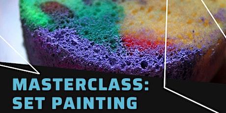 Masterclass: Set Painting tickets