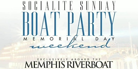 The Sundress Soirée: Memorial Day Weekend Boat Party tickets