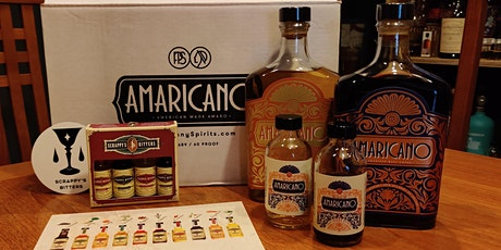 ABC time - Amaro, Bitters, and Cocktails ... come learn the basics tickets