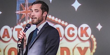 The Colorado Comedy Show: Terence Hartnett (Saturday Night) tickets