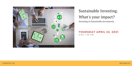 Sustainable Investing Tickets