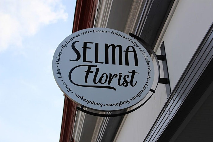 Design Class @ The Flower Bar by Selma Florist image