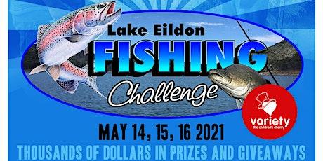 Lake Eildon Fishing Challenge 2021 tickets