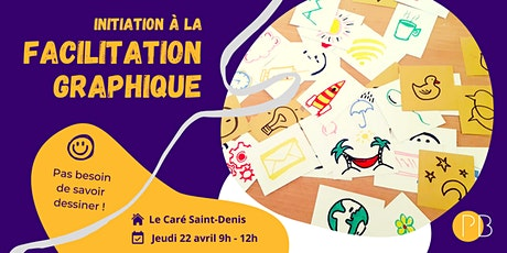Initiation à la facilitation graphique billets
