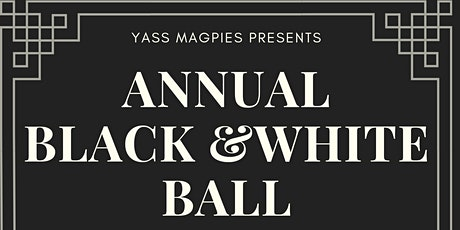 BLACK & WHITE BALL tickets