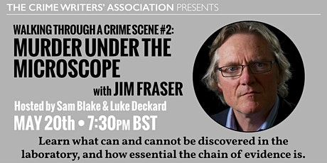 Murder Under the Microscope with Professor Jim Fraser tickets