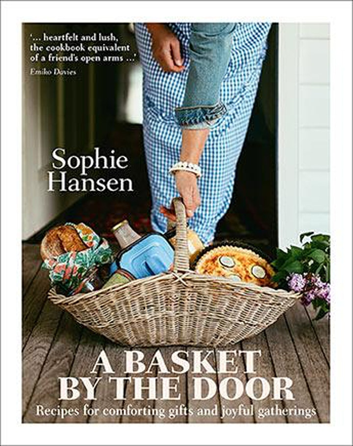 Literary Morning Tea with Sophie Hansen image