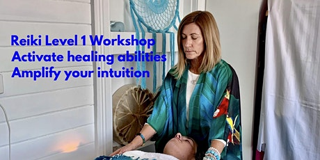 Reiki Level 1 - Energy Healing - Workshop with Alicia Bickett tickets