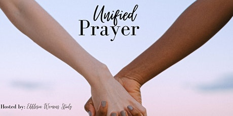 EWS Unified Prayer: Intercessory and prophetic prayer hour tickets