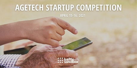 AgeTech Startup Competition tickets