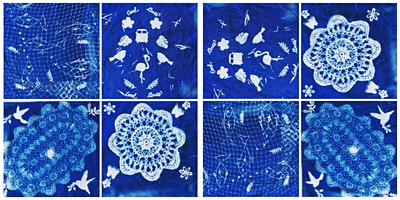 Studio 26 presents 'The Perfect Alchemy' – Cyanotype & Fabric Printing