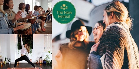 The Now Retreat 7th-9th May 2021 - Weekend Retreat tickets