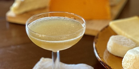 Cocktails & Cheese Pairing Workshop: The Daiquiri tickets