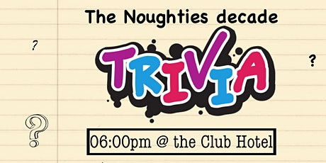 Noughties Trivia tickets