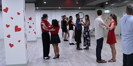 Dance Speed Dating | Ages 25-35 tickets
