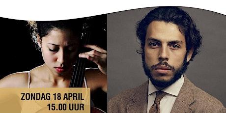 Young piano & cello talent: Nicolas & Ella van Poucke entradas