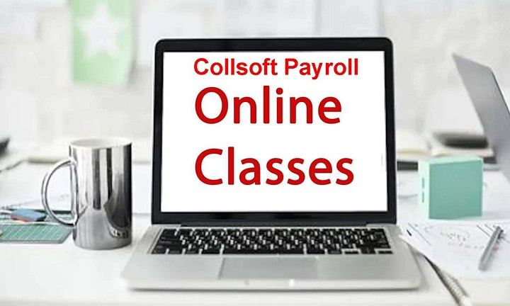 Collsoft  Payroll Training Course -  Two 2.5 hour sessions over 2 mornings image