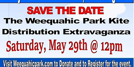 The Weequahic Park Kite Distribution Extravaganza tickets