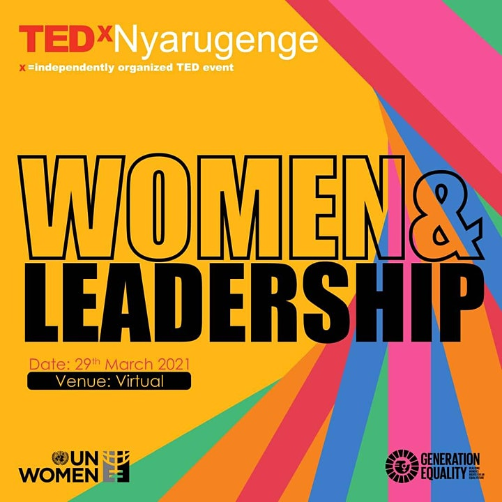 TEDx Nyarugenge Virtual Event image