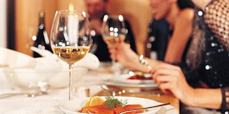 Dinner, networking and virtual tour tickets