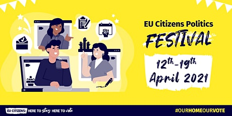 EU Citizens Politics Festival tickets
