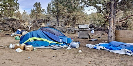 Earth Day Cleanup on Rim of Wild & Scenic Middle Deschutes River tickets