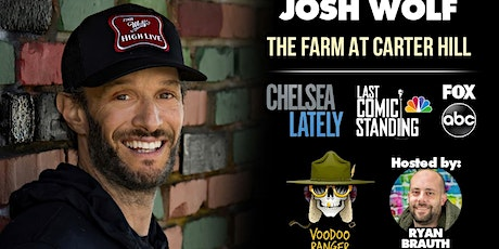 Comedy Night with Josh Wolf tickets