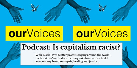 WEAll Read April: is capitalism racist? tickets