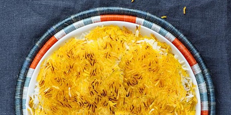 Persian Rice Class tickets