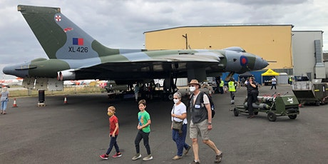 Visit the Vulcan Day tickets